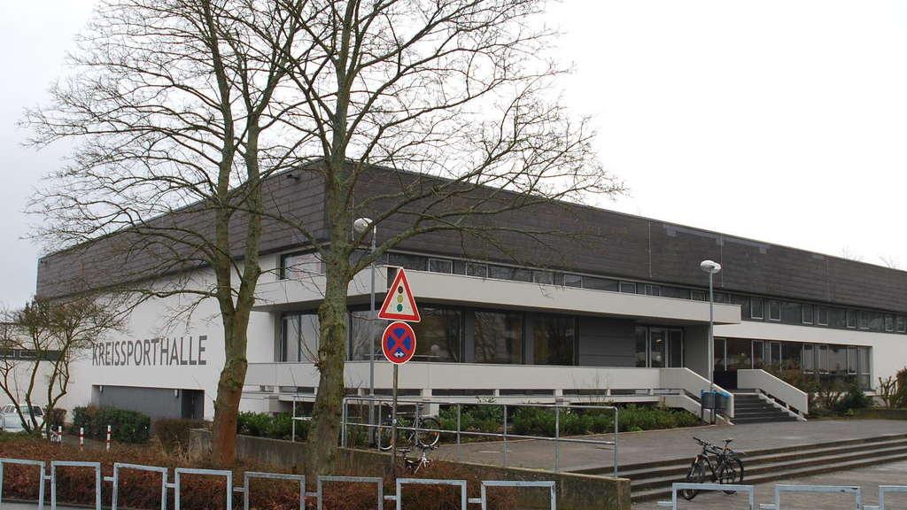 Kreissporthalle Korbach