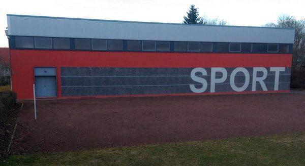 Turnhalle Humboldschule