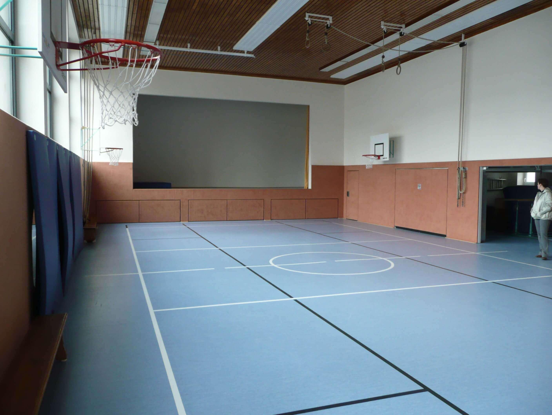 Turnhalle Westwallschule