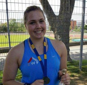 Alicia Schilling - TSV Korbach