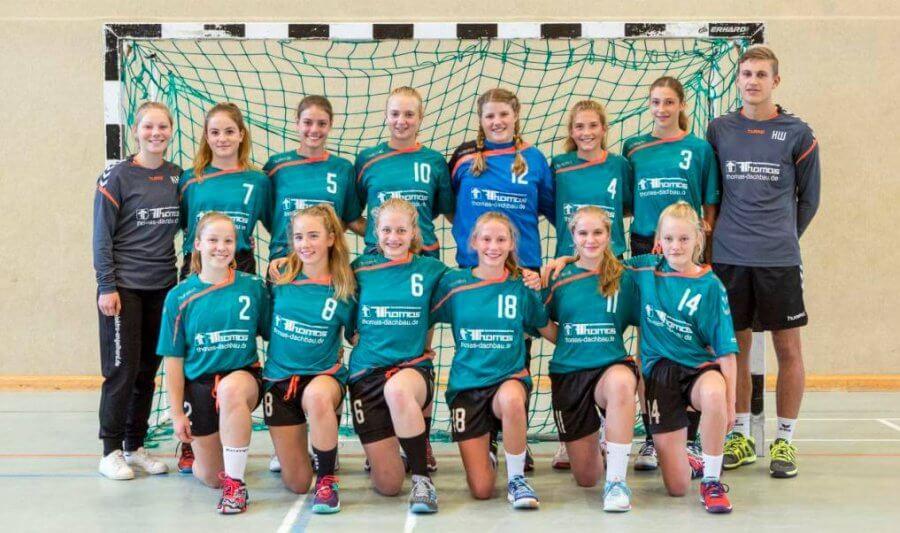 C-Juniorinnen des TSV Korbach, Handball