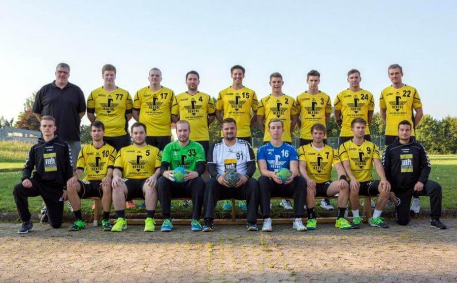 Handball-Herren TSV Korbach Saison 2017/18
