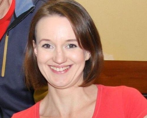 Angela Paul, Geschäftsführerin des TSV Korbach