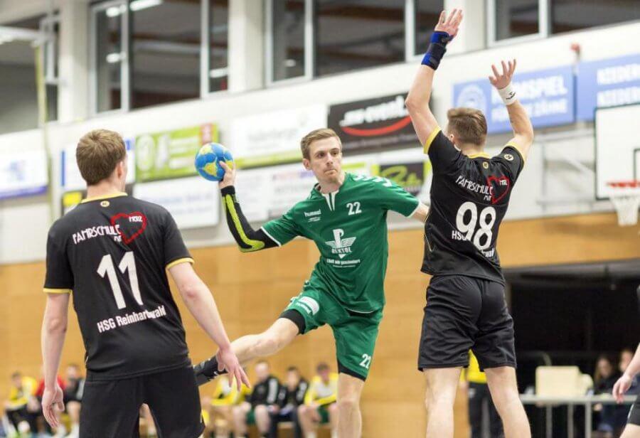 TSV Korbach - HSG Reinhardswalt