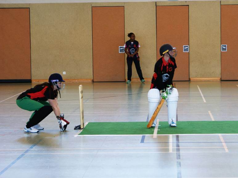 Cricket-Training