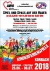 Kinderferienspiele Korbach 2018