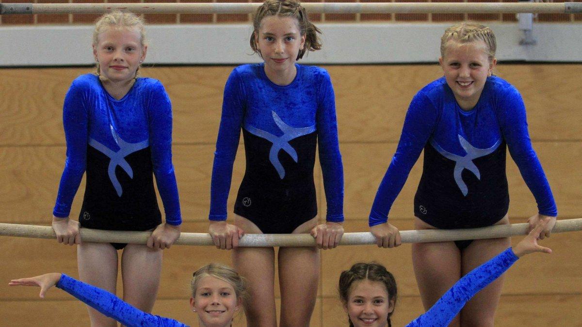 Turngau Waldeck: Turnerinnen des TSV Korbach