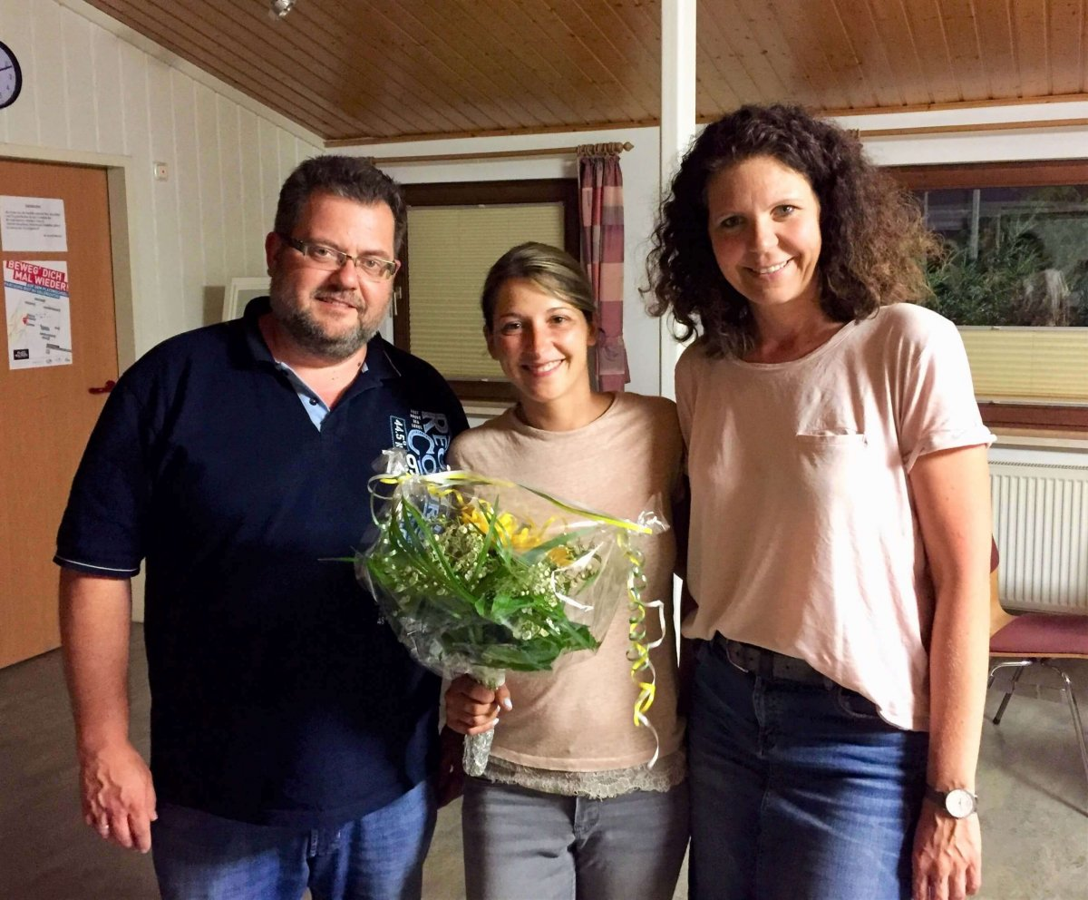 TSV Korbach: Vorstand der Twirlingsportabteilung
