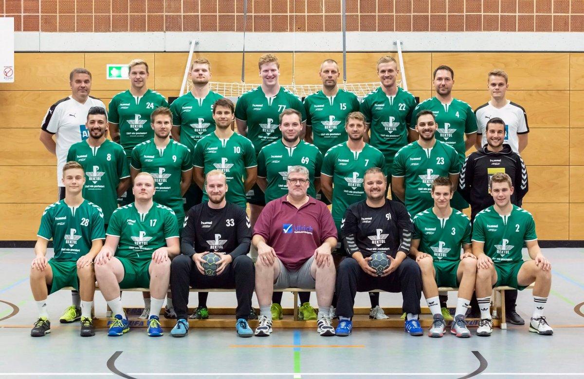 Handball: 1. Mannschaft des TSV Korbach 2018/19