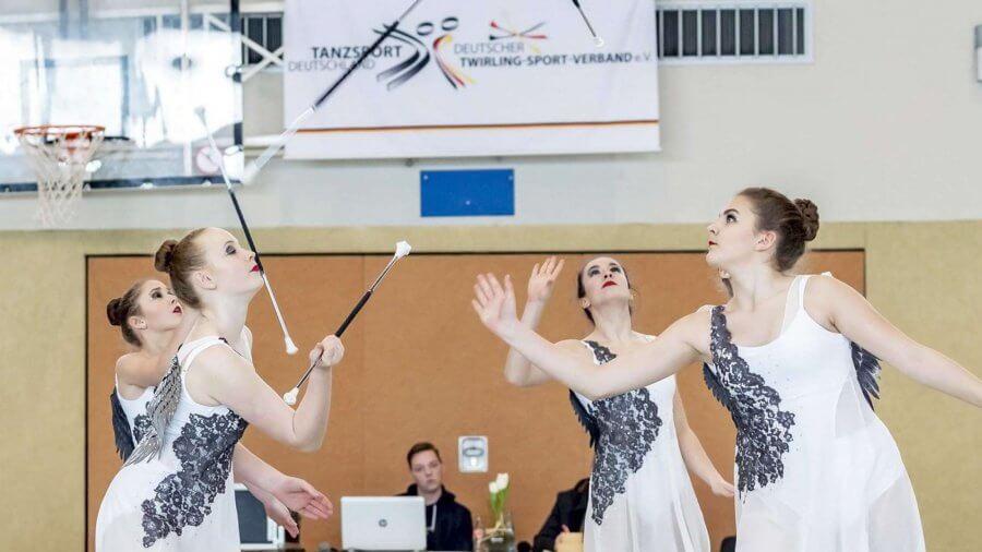 Twirling Hessenmeisterschaft 2019