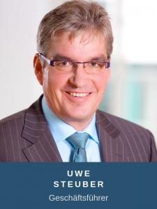 Uwe Steuber, Geschäftsführer des TSV Korbach