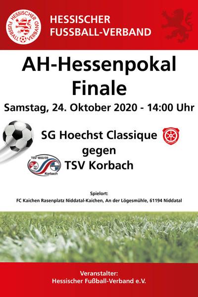 AH-Hessenpokal Finale 2020