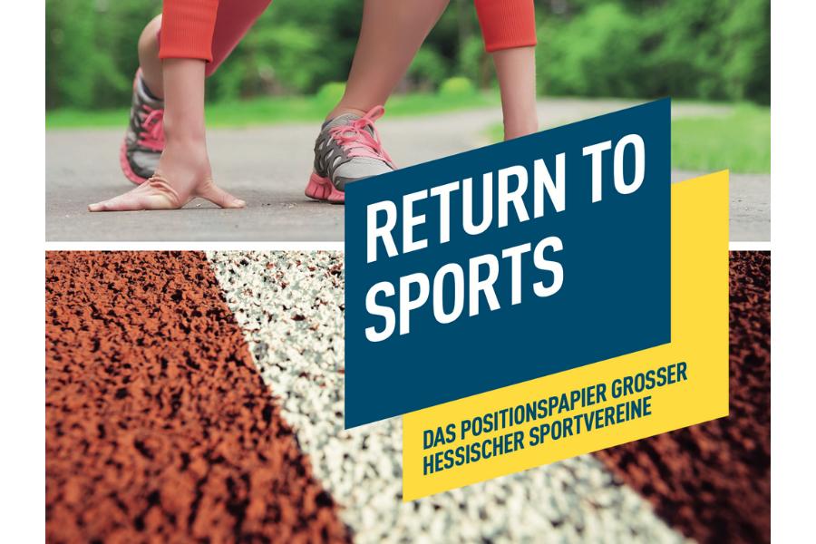 Positionspapier großer hessischer Sportvereine