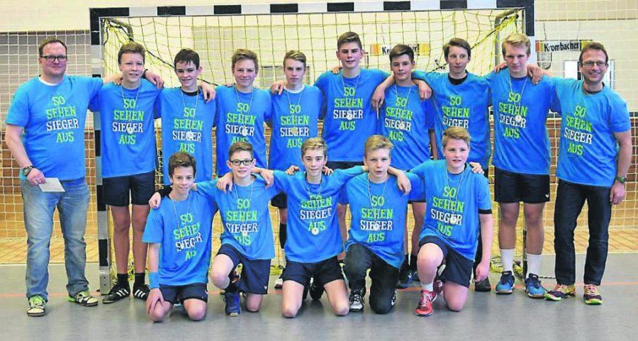 Erfolgreiche Handball-Jugend