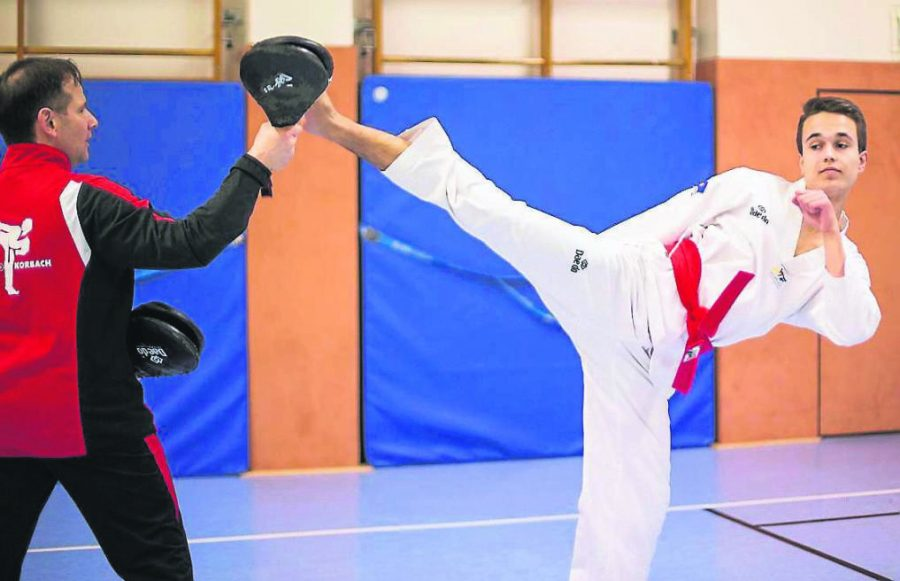 Mikael Schefler, TSV Korbach - Taekwondo