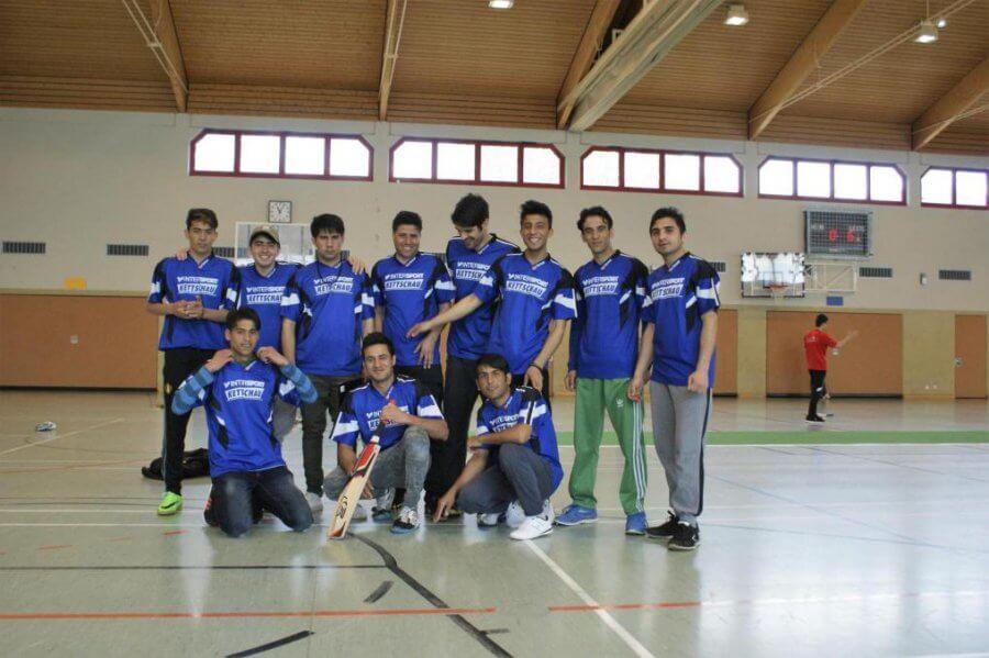 Korbacher Cricket-Team