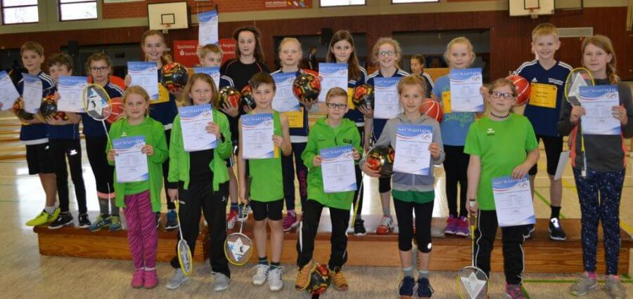 Kinderhallensportfest TSV Korbach