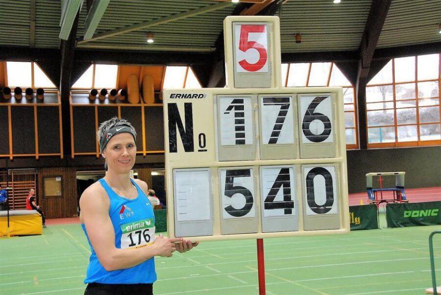 Tatjana Schilling (TSV Korbach)
