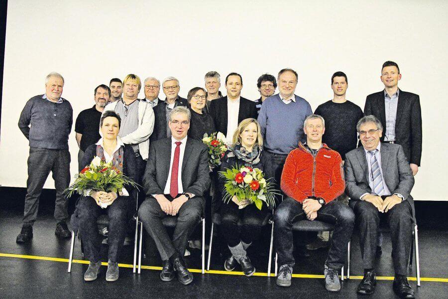 Vorstand des Sportkreis Waldeck-Frankenberg