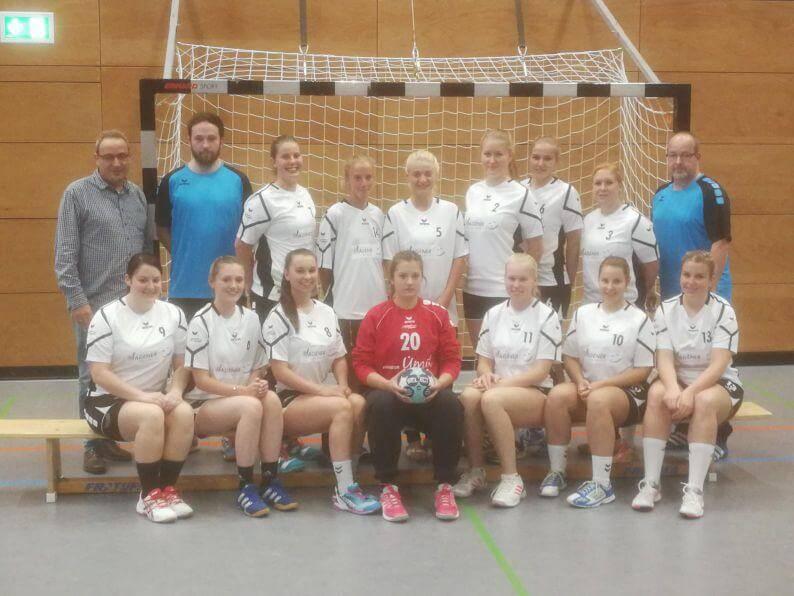 Neue Trikots für Handball-Frauen des TSV Korbach