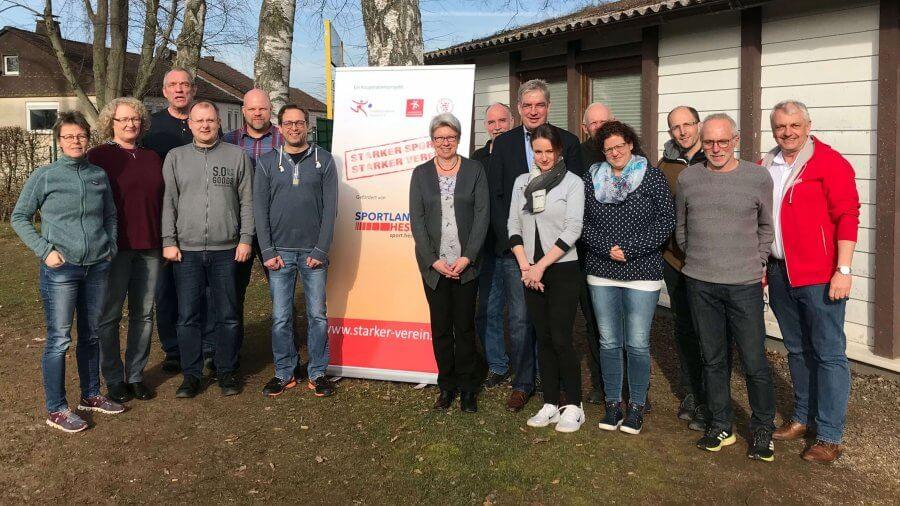 Projektteam Starker Verein - Starker Sport